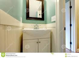 Salle De Bain Blanche Et Bleu indogate com salle de bain verte et beige
