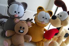 garfield and friends garfield and friends by aphid777 on deviantart