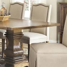 Skirted Dining Chair Vignettes