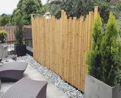 bambus fã r den balkon sichtschutz fã r balkon 100 images 152 best balkon garten
