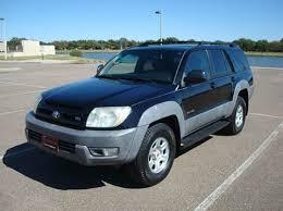 used 2003 toyota 4runner 2003 toyota 4runner for sale carsforsale com