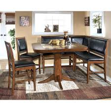 bar style dining table pub dining set with bench modest decoration pub style dining room