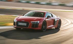 2017 audi r8 first drive u2013 review u2013 car and driver