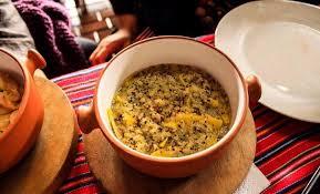 la cuisine de ricardo sopa de quinoa kiwicha y kañiwa picture of la casita de ricardo