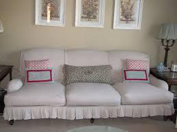 how to make a sofa slipcover diy slipcover for sofa aecagra org