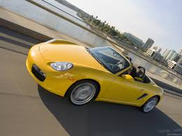 yellow porsche boxster 2008 porsche boxster wallpapers