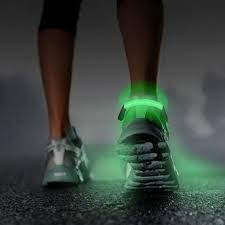 night runner shoe lights night runner shoe lights running and shopping