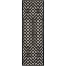 Black And White Rug Overstock 2 U0027 X 18 U0027 Runner Rugs Shop The Best Deals For Nov 2017