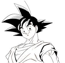 ball super saiyan 4 coloring pages