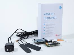 getting started with aws iot u amazon web services at u0026t iot starter kit