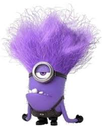 purple minion costume diy purple minion costume a k a the evil minion
