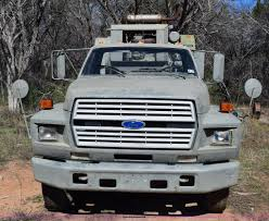 1985 ford tymco 600 sweeper item e6156 sold april 8 veh