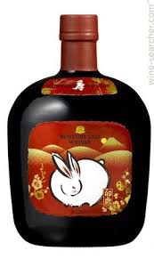 rabbit collection suntory rabbit zodiac collection whisky japan prices