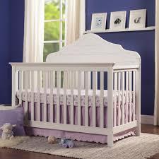 4 In 1 Convertible Crib White by Davinci Flora 4 In 1 Convertible Crib White Finish Toys