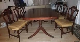 1930 Dining Table Duncan Phyfe Zeppy Io