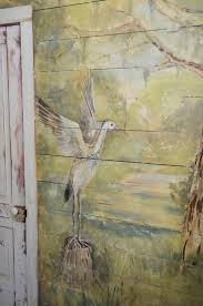 1189 best murals trompe l oeil frescoes and ok stencils too fiona and twig magnolia pearl ranch beautiful pictures of this lovely home ranches for salemagnolia pearlwallpaper muralswall muralspainted
