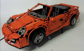 porsche life size porsche 911 turbo cabriolet with functional pdk transmission