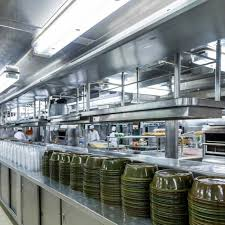 commercial kitchens qleantec