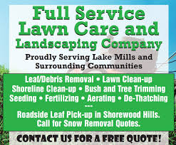 Fall Cleanup Landscaping by Fall Cleanu Up And Lake Shore Clean Up Specials