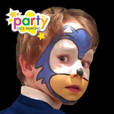 sonic face painting face painting pinterest face face