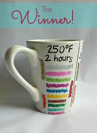 and bake mug writing on coffee mugs 25 unique sharpie mug bake ideas on