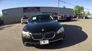 bmw 7 series 2012 pre owned 2012 bmw 7 series 750i xdrive 4d sedan in florence