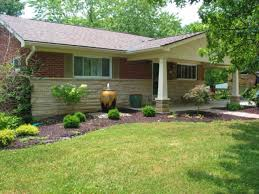 Wrap Around Front Porch Landscaping Wrap Around Front Porch Maryland Landscape Design