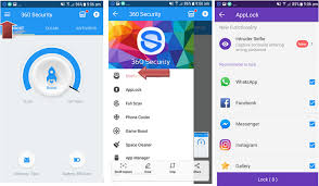 security app for android give your phone real time protection with 360 security app lock