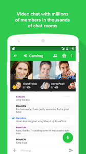 Live Video Streaming Chat Rooms by 10 Best Chat Room Apps For Android Phone October 2017 U2013 Android