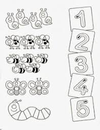 animal number count worksheet for kids crafts and worksheets for