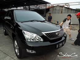 toyota harrier 2012 toyota harrier 2008 showcar indonesia