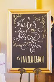 wedding quotes hashtags 20 creative ways to display your wedding hashtag weddings