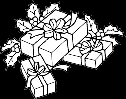 Christmas Presents Coloring Pages Designcorner