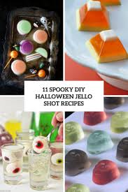 11 spooky diy halloween jello shot recipes shelterness
