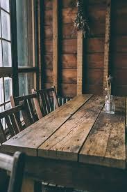 table cuisine bois massif meubles cuisine bois brut affordable table carre en noyer bois
