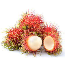 lychee fruit inside maui fruit chart child head