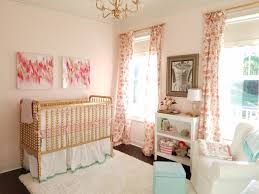 pink mint and gold nursery gold nursery nursery and project