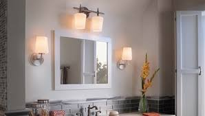 Vanity Sconce Lighting Fixtures Double Vanity Lights Bathroom Fixtures U2013 Kichler Lighting
