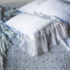 scarves and matching pillows bed of tennessee fabric rag bella notte linens luxury bedding collections
