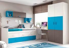 lit chambre enfant chambre garçon moderne et avec lit surélevé glicerio so nuit