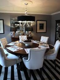 Round Formal Dining Room Tables I Should Change To A Round Dining Table Chandelier Is Very Similar