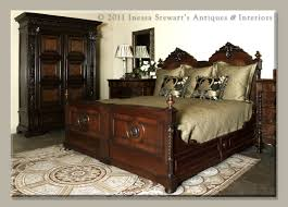 Antique Bedroom Furniture by Antique Beds U0026 Bedrooms Historical Origins Antiques In Style