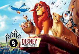 week lion king incredibles 2 u0026