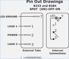 lighted rocker switch wiring diagram 120v lighted switch wiring diagram smartproxy info