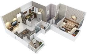 3d Office Floor Plan Regent Urbano In Wagholi Pune Price Location Map Floor Plan