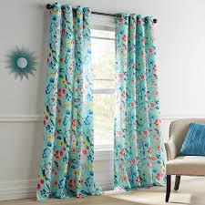 patterned curtains window treatments u0026 window panels pier1 com