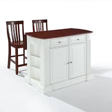 crosley furniture kf300072wh coventry drop leaf breakfast bar top