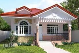 Modern Bungalow House Design With by Half Amakan House Design Modern House Bungalow House Designs