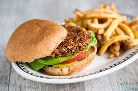 cuisine burger simple black bean burger recipe from fatfree vegan kitchen
