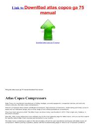 Atlas Copco Ga 75 User Manual Driver Nokia C7 Game Hd Free Zip